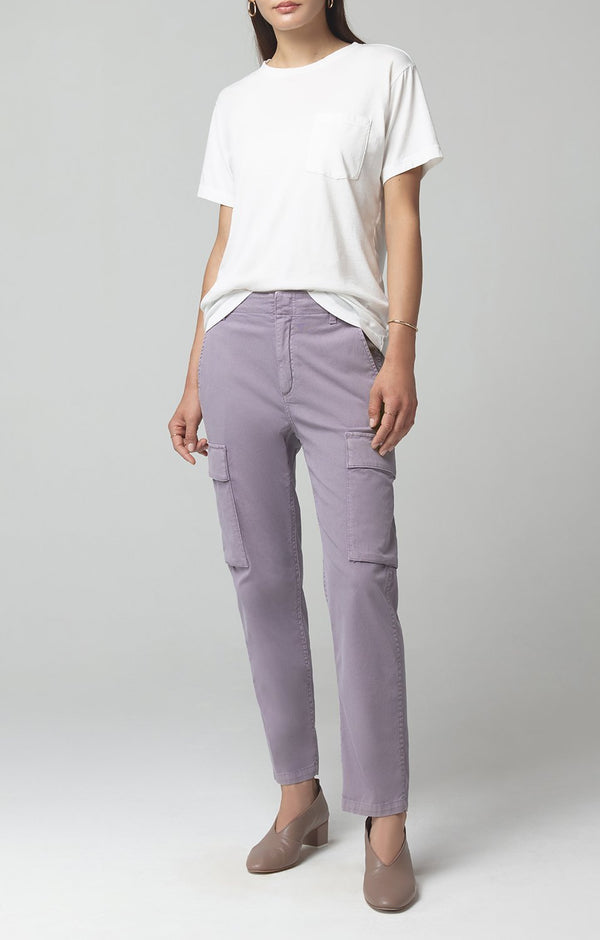 Gaia Pant in Heather