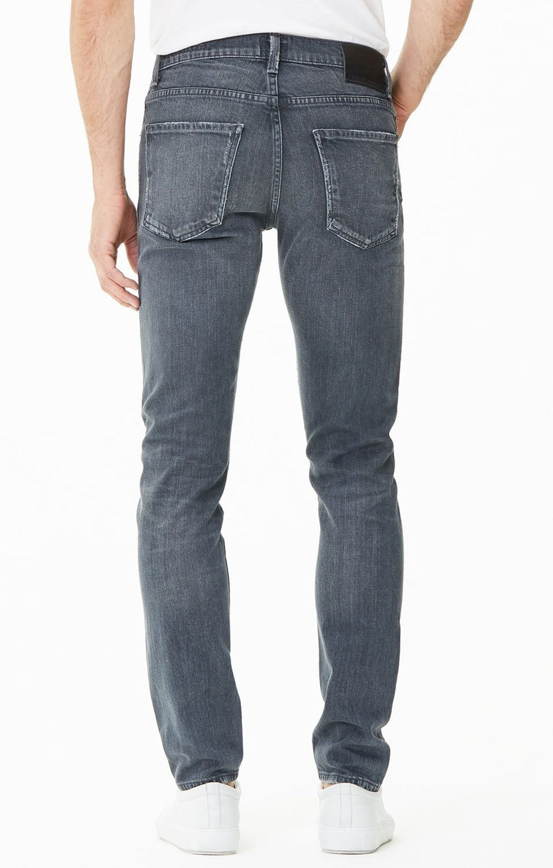 noah skinny fit dark sea detail