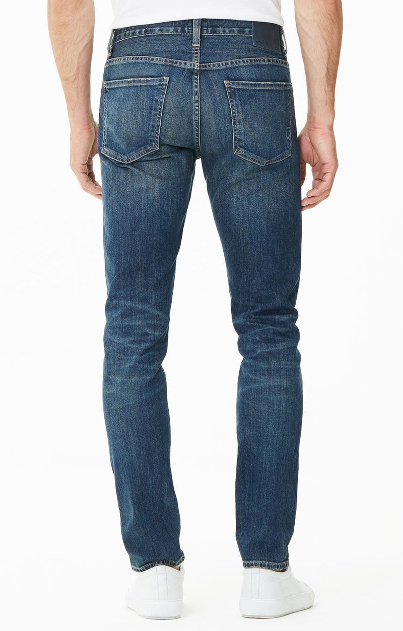 Noah Skinny Fit Denim in Dunes