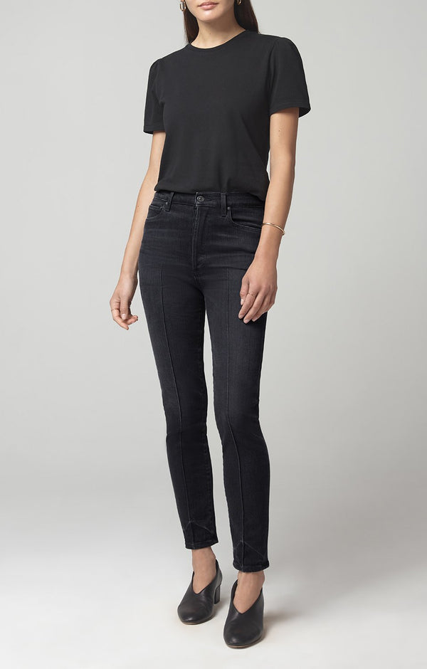 Olivia High Rise Slim Fit in Salem