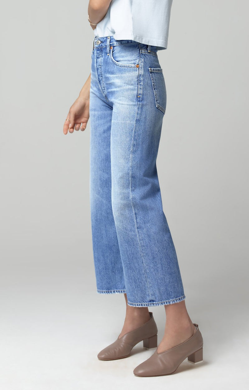 Sacha High Rise Wide Leg in Tularosa