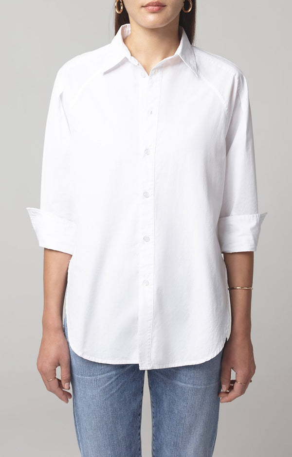 sybil shirt white back