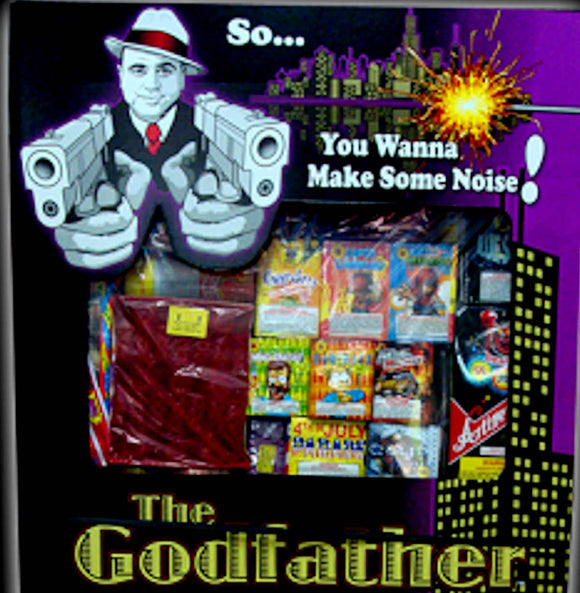 The Godfather Fireworks Assortment BANG