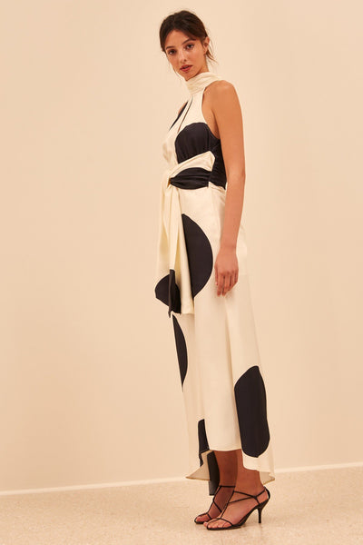 C/MEO COLLECTIVE Sectional Gown Free Shipping