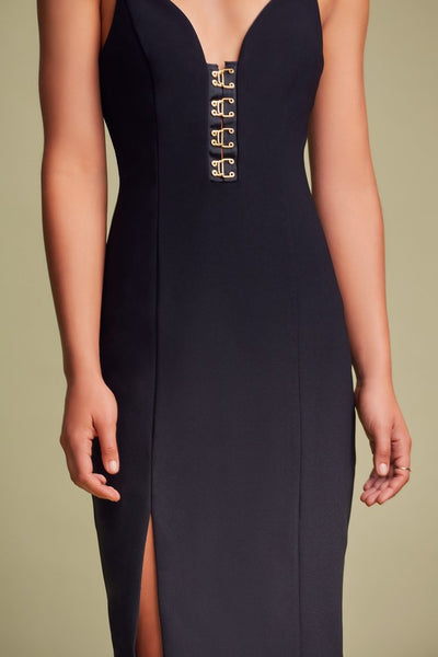 Advance Dress - Black