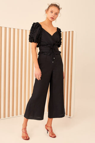 Thousand Times Jumpsuit - Black XS ONLY