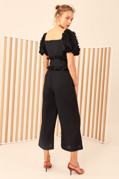 Thousand Times Jumpsuit - Black