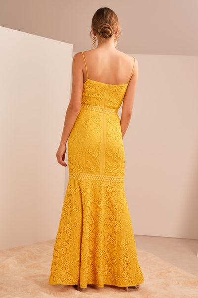 Utopia Lace Gown