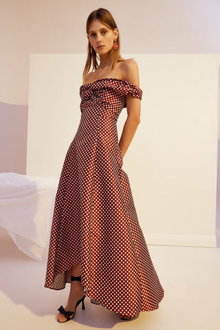 Love Light Gown - Crimson M ONLY