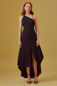 Unbroken Gown - Black LARGE ONLY