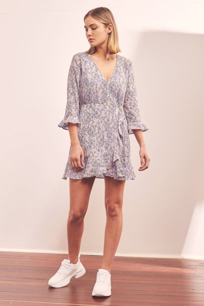 Buy The Fifth Label Tour LS Wrap Mini Dress Free Shipping. The Fifth Label ZipPay. The Fifth Label AfterPay.