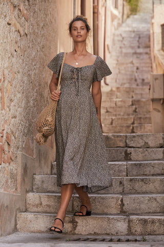 Buy Auguste the Label Hazel Brae Midi Dress online now at Smoke and Mirrors Boutique. Shop Auguste the Label with ZipPay. Buy Auguste the Label with AfterPay. Auguste Brisbane Stockists.