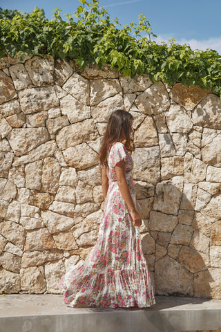 Buy Auguste the Label Provence Faux Wrap Maxi Dress online now at Smoke and Mirrors Boutique. Shop Auguste the Label Size 16. Auguste the Label Stockists Brisbane. ZipPay and AfterPay available.
