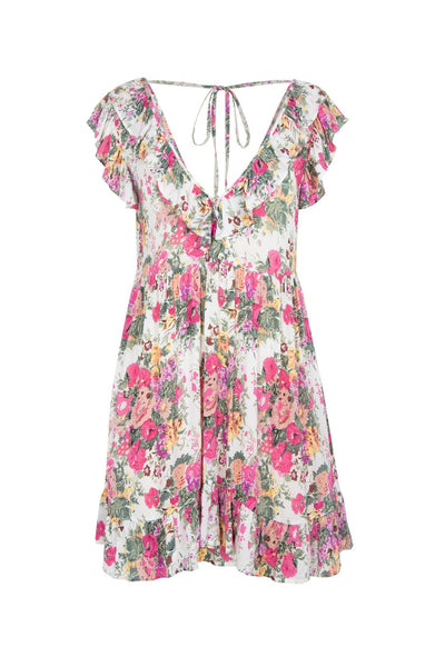 Buy Auguste the Label Provence Iris Mini Dress online now at Smoke and Mirrors Boutique. Shop Auguste the Label size 16. Auguste Stockists Brisbane. Auguste ZipPay and AfterPay.
