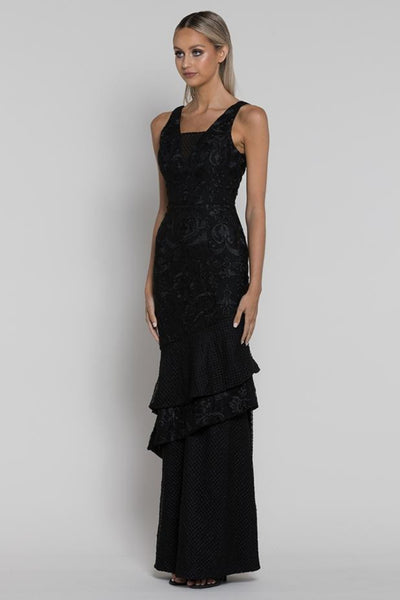 Buy Bariano Indira Lace and Dot Gown now at Smoke and Mirrors Boutique. Shop Bariano Indira Lace Gown with Free Shipping Australia Wide. Buy Bariano with ZipPay now. Buy Bariano with AfterPay now.