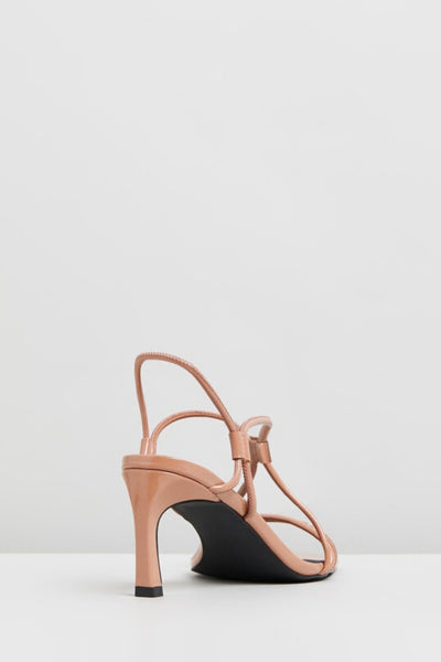 Buy Caverley Val Heel in Tan Gloss online now at Smoke and Mirrors Boutique. Shop Caverley Shoes with ZipPay and AfterPay. Caverley Shoes online stockists Australia.