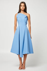 Adele Dress - Cornflower Blue