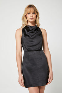 Etheline Mini Dress - Black