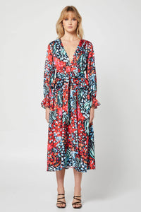 Leah Dress - Donna Print