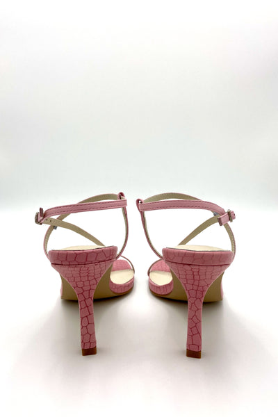 Darling Heel - Floss Pink