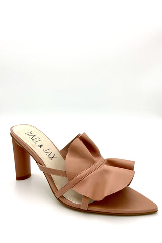 Romance Heel - Dusty Rose