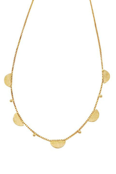 Annabel Necklace - Gold