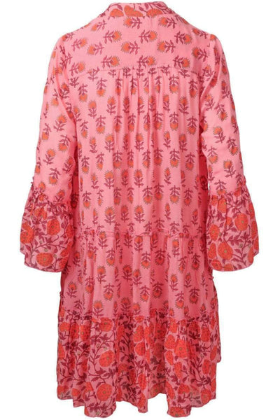Lonely Smock Mini - Pink