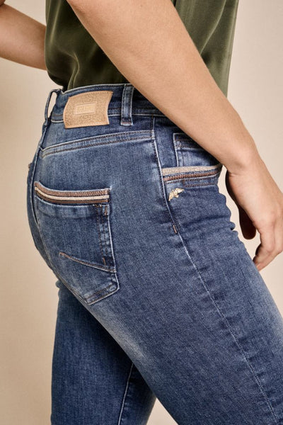 Sumner Jewel Jeans - Blue