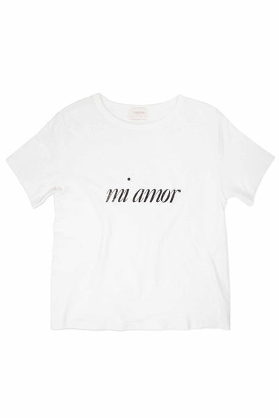 Buy Auguste the Label piece Mi Amor Tee White now at Smoke and Mirrors Boutique. Buy Auguste the Label Mi Amor Tee with ZipPay. Buy Auguste the Label Mi Amor Tee with AfterPay. Shop Auguste the Label Free Shipping Australia wide on all orders over $100.