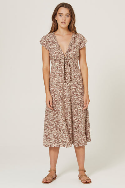 Buy Auguste the Label Nomad Rumba Midi Dress Tan now at Smoke and Mirrors Boutique. Buy Auguste the Label with ZipPay. Buy Auguste the Label with AfterPay. Australian Auguste the Label Stockist.
