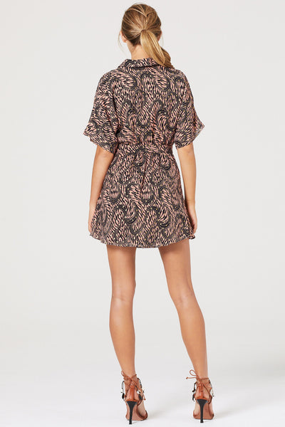 Buy Stevie May Brazil Mini Dress online now at Smoke and Mirrors Boutique. Shop Stevie May Brazil Mini Dress online with ZipPay and AfterPay. Stevie May Stockists Brisbane Free Shipping.