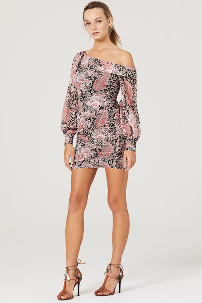 Buy Stevie May What You Feel Long Sleeve Mini Dress online now at Smoke and Mirrors Boutique. Shop Stevie May What You Feel Mini Dress with AfterPay and ZipPay. Stevie May Stockists Toowoomba.