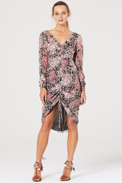 Buy Stevie May What You Feel Midi Dress online now at Smoke and Mirrors Boutique. Shop Stevie May What You Feel Midi Dress with AfterPay and ZipPay. Stevie May Stockists Toowoomba.