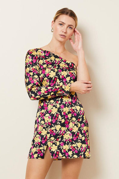 Buy The East Order Valerie One Shoulder Mini Dress online now at Smoke and Mirrors Boutique. Shop The East Order Valerie Mini with AfterPay and ZipPay. The East Order Stockists Online.