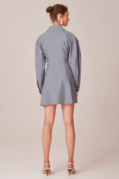 Buy C/MEO COLLECTIVE No Lies Dress in Slate Blue now at Smoke and Mirrors Boutique. Shop C/MEO COLLECTIVE Free Shipping Australia. Buy C/MEO COLLECTIVE ZipPay. Buy C/MEO COLLECTIVE AfterPay.