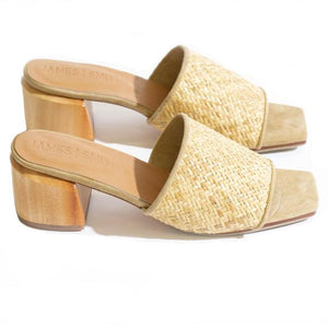 Buy James Smith Sicily Slide Woven Free Shipping. James Smith AfterPay. James Smith ZipPay.