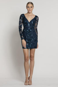 Buy Lumier Mai Tai Wrap Bodice Sequin Mini Dress in Peacock now at Smoke and Mirrors Boutique! Buy Lumier Bariano Mai Tai Sequin Mini with ZipPay now. Buy Mai Tai Mini with AfterPay now. Buy Lumier Free Shipping Australia Wide on all orders over $100.