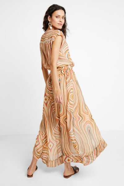Buy Mos Mosh Alexa Swirl Dress now at Smoke and Mirrors Boutique. Premium Mos Mosh Australian Stockist. Mos Mosh ZipPay and Mos Mosh AfterPay available. Buy Mos Mosh Australia with Free Shipping on all orders over $100.