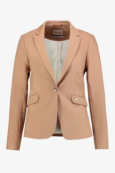 Buy Mosh Mosh Blake Night Blazer in Burro Camel online now at Smoke and Mirrors Boutique. Shop Mos Mosh Australian Stockist. Buy Mos Mosh Australia with ZipPay & AfterPay & Free Shipping.