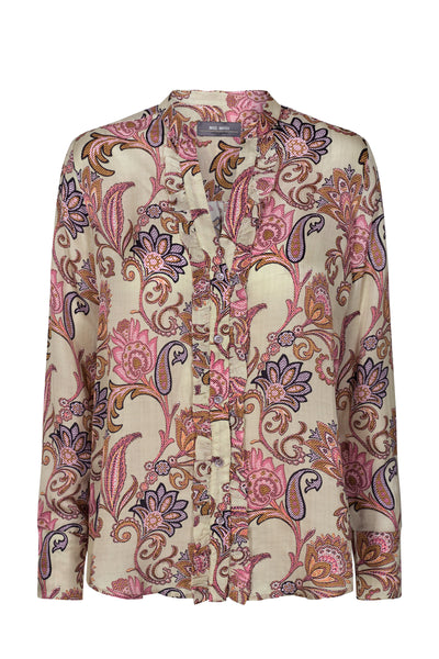 Buy Mosh Mosh Damia Blouse in Vintage Rose Floral online now at Smoke and Mirrors Boutique. Shop Mos Mosh Australia Stockist. Mos Mosh AfterPay ZipPay Free Shipping.