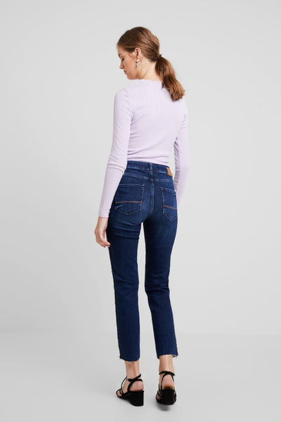 Buy Mosh Mosh Sumner Celeb Jeans in Blue Denim online now at Smoke and Mirrors Boutique. Shop Mos Mosh Australian Stockist. Buy Mos Mosh Australia with  ZipPay & AfterPay & Free Shipping.