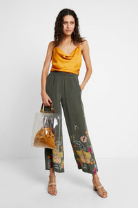 Buy Mos Mosh Niki Ava Pant in Grape Leaf Flower now at Smoke and Mirrors Boutique. Premium Mos Mosh Australian Stockist. Mos Mosh ZipPay and Mos Mosh AfterPay available. Buy Mos Mosh Australia with Free Shipping on all orders over $100.
