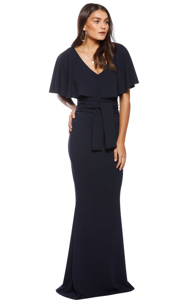 Mrs Carter Gown - Black
