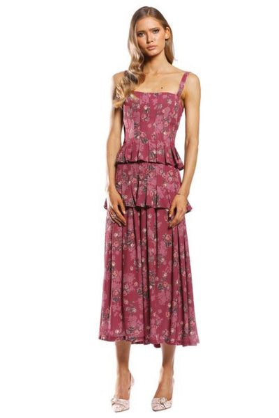 Buy Pasduchas Ladida Midi Dress in Berry online now at Smoke and Mirrors Boutique. Buy Pasduchas Ladida Midi with AfterPay. Buy Pasduchas Ladida Midi with ZipPay. Buy Pasduchas Free Shipping Australia wide on all orders over $100.