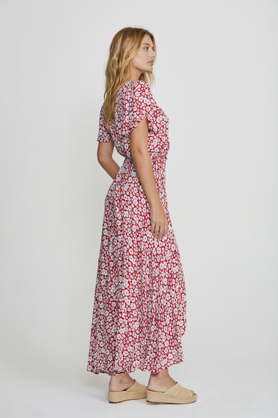 Auguste the Label Mila Muse Maxi Dress Red Free Shipping. Auguste the Label ZipPay. Auguste the Label AfterPay.