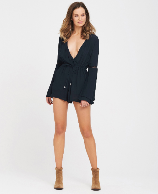 Lule Playsuit