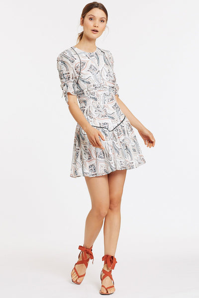 Buy Stevie May Saffron Mini Dress online now at Smoke and Mirrors Boutique. Shop Stevie May ZipPay. Stevie May AfterPay. Stevie May Stockists. Stevie May Brisbane.