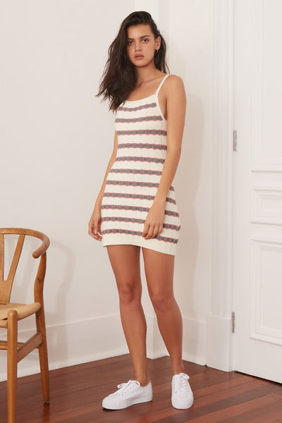 Gravitation Stripe Dress