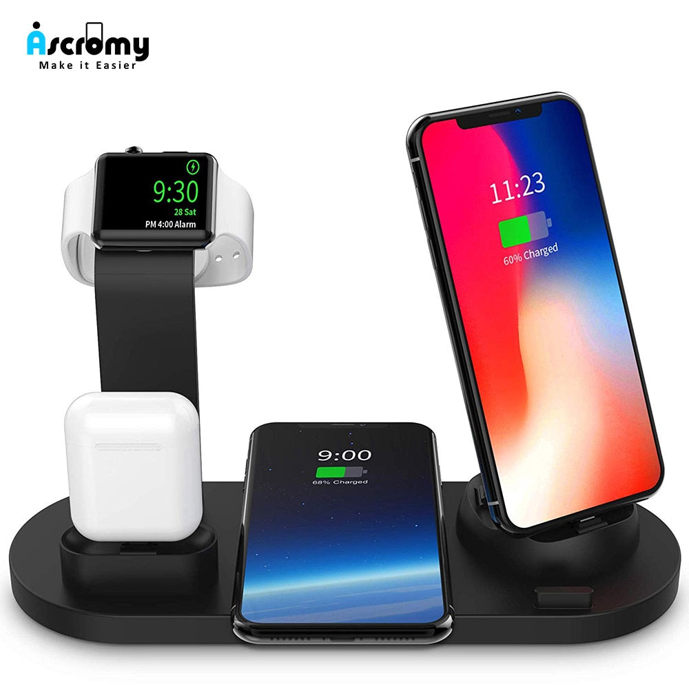 4 in 1 Fast Holder Stand Dock Station