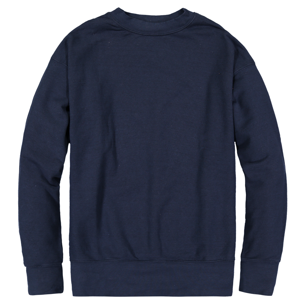 S.K.U. - Relaxed Sweatshirt - Navy
